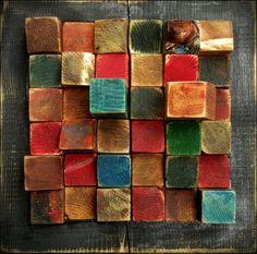 "Saatchi Art Artist Daniel Loagar; Collage, ""noduri si semne"" #art"