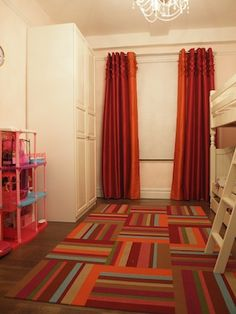 Girl's bedroom after. #organization #kids #beforeandafter
