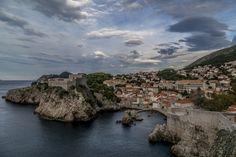 Dubrovnik skyline Dubrovnik, Croatia, Travel Tips, Skyline, River, Outdoor, Sunrise, Old Town, Outdoors