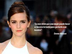 Emma i love u ❤ Emma Watson Frases, Emma Watson Quotes, Broken Book, Ema Watson, Trying To Be Happy, Quotes En Espanol, Beautiful Mind, Power Girl, Powerful Women