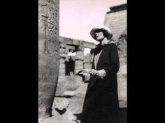 "H.D. (Hilda Doolittle) reads from ""Helen in Egypt"""