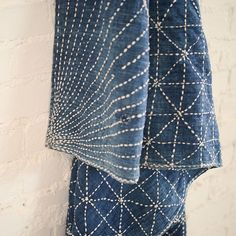 Sashiko Throw General Store
