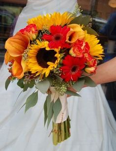 fall wedding decorations | fall wedding bouquets | Reference For Wedding Decoration