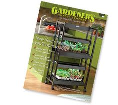 Ok, I admit it...the reason I'm blogging about container gardening is because I received (drum roll, please) the summer 2012 issue of the Gardner's Supply Company catalog!! I also admit that after ...