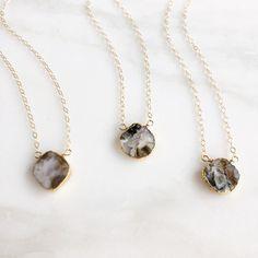 Opal Gemstone, Gemstone Necklace, Bridal Earrings, Bridal Jewelry, Bar Necklace, Necklaces, Crescent Necklace, Gems Jewelry, Jewlery