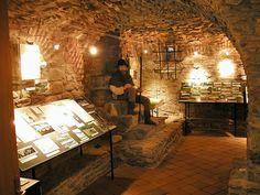 Gallery of Curiosities, cave