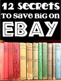 Ebay Tips and Tricks! Shopping for gifts and treasures is even more fun when you know you're getting the best deals! You won't believe how much you'll save with these little-known tricks! Have you tried any of these yet? Ways To Save Money, Money Saving Tips, Ebay Tips, Shopping Tips, Grandpa Gifts, Frugal Tips, Free Gift Cards, Popular Pins, Frugal Living
