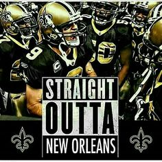 Who dat?keep going, y'all! New Orleans Saints Logo, New Orleans Saints Football, New Orleans Louisiana, Saints Game, All Saints Day, New Saints, Nfl Football Teams, Football Quotes, Football Season