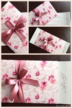 Convites de Casamento por Anna Hoppe Convites Especiais. www.annahoppe.com.br