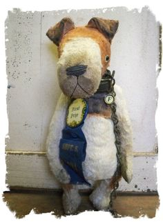 love this wire fox terrier http://www.whendisbears.com