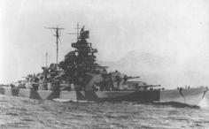 Tirpitz - Bismarck-class battleship