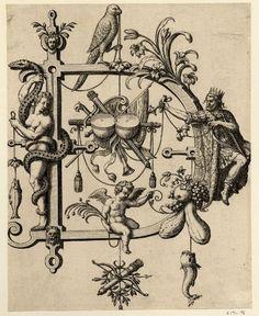 JOHANN THEODOR DE BRY (1560-1623)и JOHANN ISRAEL DE BRY (1565-1609).   Emblemata Saecularia' (Frankfurt), 1592г