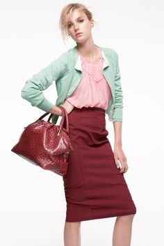 Nina Ricci Resort 2013 Collection Slideshow on Style.com