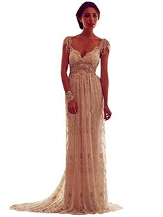 50 Beautiful Lace Wedding Dresses To Die For - Page 2 of 4 - Deer Pearl Flowers