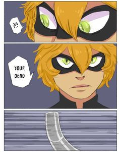 Page 1 --->fav.me/dam3194 Page 3 ---> fav.me/dam340y Art and Comic (c) Me Miraculous LadyBug Characters (c) Respective Owners