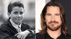 It's Christian Bale's Birthday! See the Star Transform from 14-Year-Old Up-and-Comer to Award-Winning Actor #InStyle