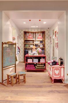 Gant store, Berlin store design