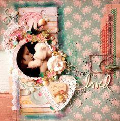"""loved"" by Ana Paula Leal"