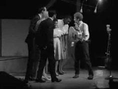 """Bob Dylan - (Blowin' In The Wind) - """"From Newport Folk Festival"""" 1963."""