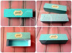 N.M. Galletas Artesanas: Caja para macarons {Imprimible gratuito}