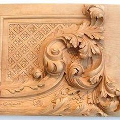 City and Guilds of London Art School - Wood Carving Gallery Wood Carving Designs, Wood Carving Patterns, Wood Carving Art, Art Patterns, La Pieta, Wal Art, 3d Cnc, Wood Creations, Motif Floral