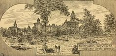 The Arkansas State Lunatic Asylum, in Little Rock, opened for patients on March 1, 1883, with C. C. Forbes as superintendent. The hospital was mandated by the state legislature on April 19, 1873. The hospital was later renamed the State Hospital for Nervous Diseases and even later named the Arkansas State Hospital.