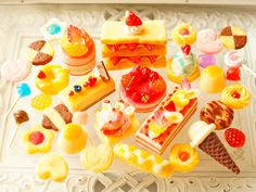 Candy Phone Cases, Clay Art, Creema, Waffles, Miniature, Sweets, Breakfast, Recipes, Collection
