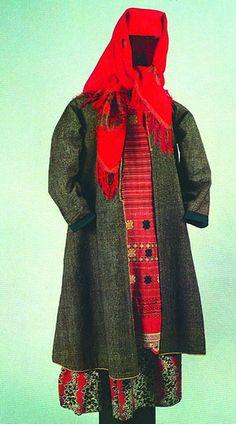 Московский костюм