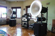 Avantgarde Duo Horn Speakers