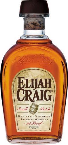 Elijah Craig Small Batch Kentucky Straight Bourbon Whiskey | @Caskers