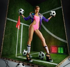 Fashion_soccer_v9cL | Tim Tadder Advertising Photographer, Sports, Commercial, CGI, Portrait, and Sport Photography.