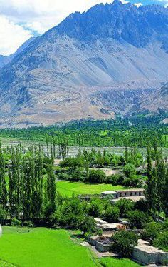 The beauty of the Shigar Valley, Baltistan - Pakistan. Pakistan Zindabad, Pakistan Travel, The Places Youll Go, Places To Visit, Beautiful World, Beautiful Places, Places To Travel, Travel Destinations, Paradise On Earth