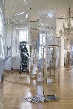 Galerie d. Glaces - mirror foil