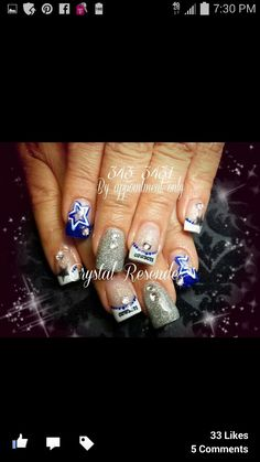 Nails by Crystal Resendez