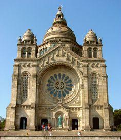Santa Luzia sanctuary (Viana do Castelo, POrtugal)