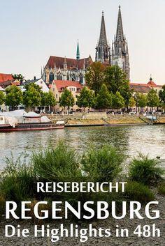 Regensburg: Reisebericht mit Erfahrungen zu Sehenswürdigkeiten, den besten Fotospots sowie allgemeinen Tipps und Restaurantempfehlungen.