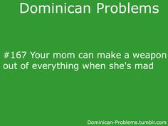 Dominican Problems
