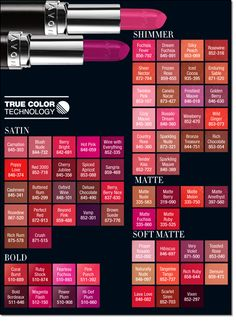 Avon's Ultra Color Lipstick .106 oz. net wt. Matte, Soft Matte, Shimmer, Satin and Bold Brochure: $8.00 lowest price ever $5.99. Order here: www.youravon.com/mhamilton39