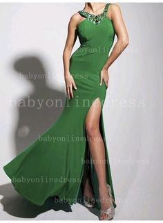2013 Sexy Green Sheer Illusion Back Prom Dresses Formal Gown Mermaid Style Evening Dresses Green Evening Gowns, Evening Dresses, Prom Dresses, Wedding Dresses, Mermaid Style, Formal Gowns, Illusion, Sexy, Fashion