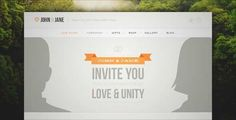 Download and review of Wedding - Responsive Single Page WordPress Theme, one of the best Themeforest Entertainment themes {Download & review at|Review and download at} {|-> }http://best-wordpress-theme.net/wedding-responsive-single-page-download-review/