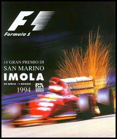 Parecia que seria um final de semana qualquer... Formula 1 2017, Formula One, Jeep Carros, Abu Dhabi, Saint Marin, Monaco, San Marino Grand Prix, Aryton Senna, Ferrari
