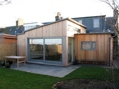 HELEN LUCAS ARCHITECTS is a versatile architectural practice providing bespoke designs to meet the demands of modern living and working. Bespoke Design, Extensions, Shed, Outdoor Structures, Architecture, Edinburgh, Outdoor Decor, Modern, Garage