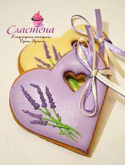Лучший подарок на 8 марта - расписной медовый имбирный пряник 69085323