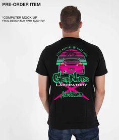 787b1437 GetNuts x HardTuned Horizon Tee **LIMITED EDITION PRE ORDER**. Hardtuned  Car Clothing & Racewear