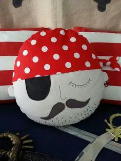 Pirate cushion!