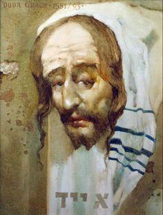 Jerzy Duda Gracz Norman Rockwell, Christian Art, Marion Peck, Painting, Polish, Artists, Enamel, Catholic Art, Painting Art