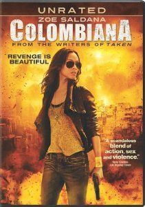 Rent Colombiana starring Zoe Saldana and Jordi Mollà on DVD and Blu-ray. Get unlimited DVD Movies & TV Shows delivered to your door with no late fees, ever. Film D'action, Film Serie, See Movie, Movie Tv, Movie Club, Movies Showing, Movies And Tv Shows, 2011 Movies, Movie Posters
