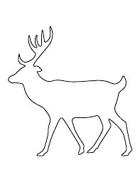 You can access more content by visiting the site. Use the printable outline for crafts, creating stencils, scrapbook. Stencil Patterns, Wood Patterns, Applique Patterns, Quilt Patterns, Applique Templates, Hirsch Silhouette, Animal Stencil, Deer Stencil, Animal Outline