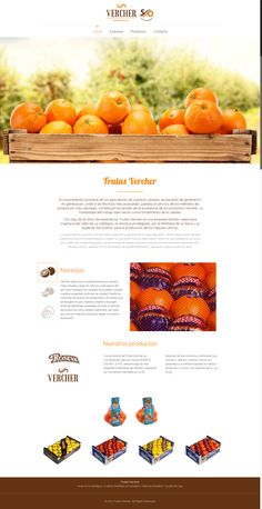 Diseño web y montaje Wordpress por Tangerine Comunicación Sweet Coffee, Premium Wordpress Themes, Cantaloupe, Fruit, Vegetables, Amazing, Ideas, Food, Template