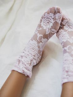 Product Image: Smitten Lace Sock